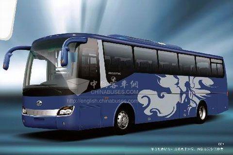 Shangrao Bus SR6102THC