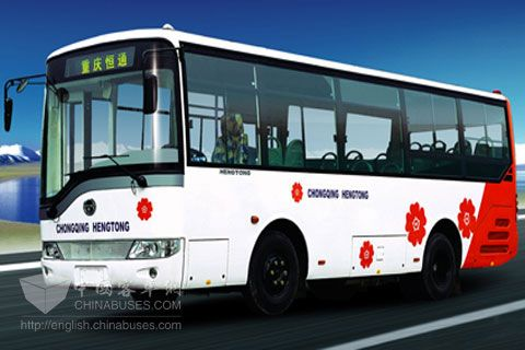 Hengtong Bus CKZ6800H