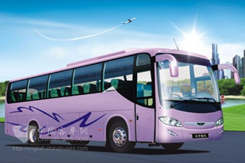 Daewoo Bus GDW6119H1