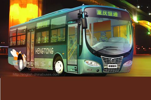 Hengtong Bus CKZ6918N