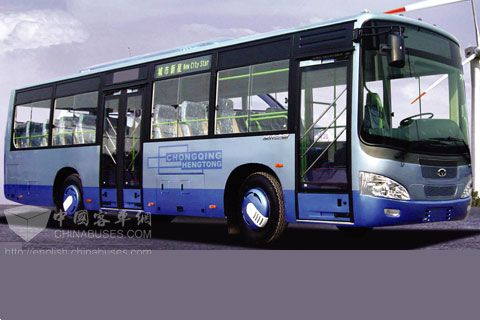 Hengtong Bus CKZ6108NB