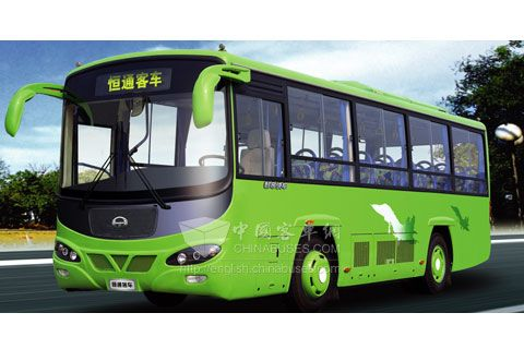 Hengtong Bus CKZ6898G