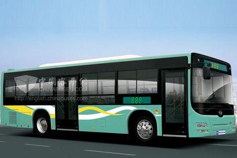 Huanghai Bus DD6109S22