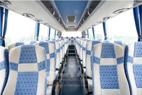 Yaxing Bus YBL6123H