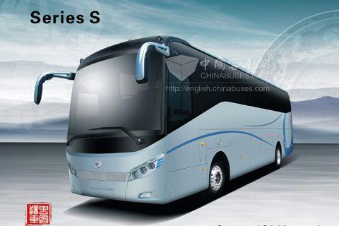 Sunlong Bus SLK6120