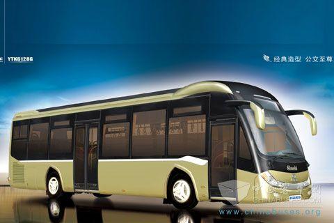 Shuchi Bus YTK6128