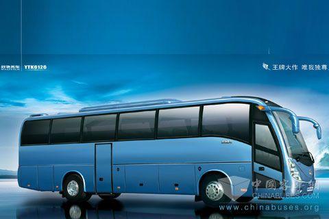 Shuchi Bus YTK6126