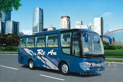 Wuzhoulong Bus FDG6860