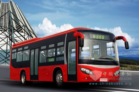 Youyi Bus ZGT6106DHG
