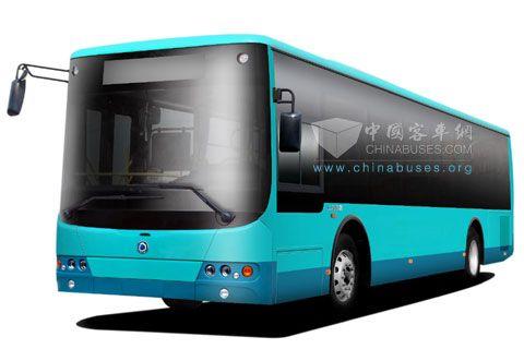 Sunlong Bus SLK6125