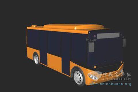Wuzhoulong Bus FDG6750