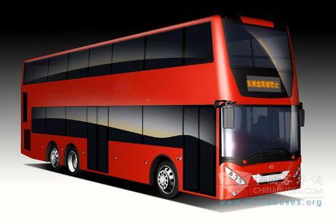 Wuzhoulong Bus FDG6113DEG