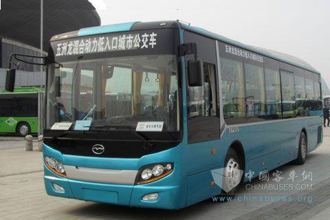 Wuzhoulong Bus FDG6120HDEG