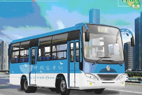 Dongfeng Bus EQ6751PT3