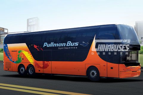 Youngman Bus JNP6137S