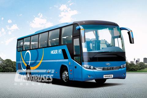 Higer Bus KLQ6125