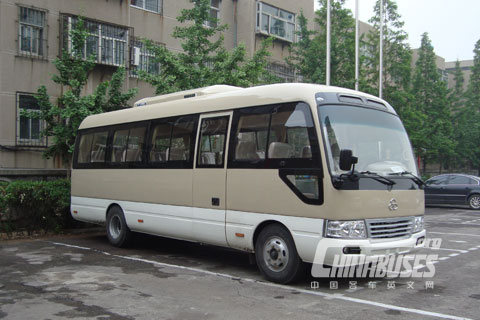 Shuchi Bus YTK6760