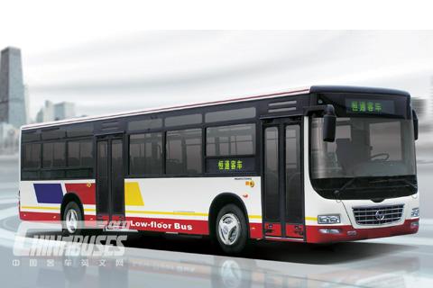 Hengtong Bus CKZ6126NB3