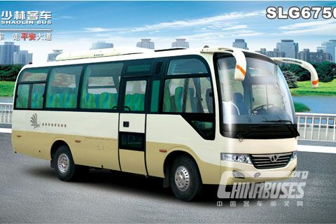 Shaolin Bus SLG6750