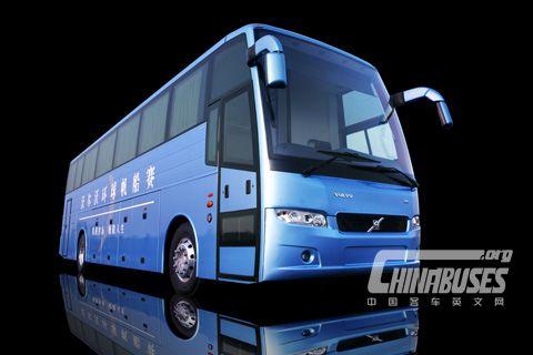 Volvo Bus 9800