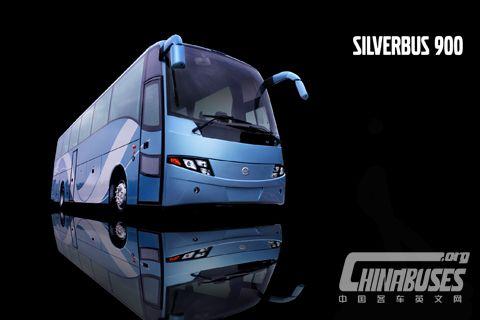Silver Bus 900