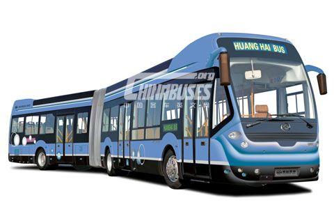 Huanghai Bus DD6182S02
