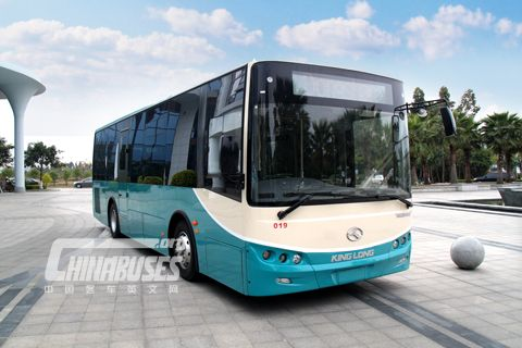 King Long Bus XMQ6900J