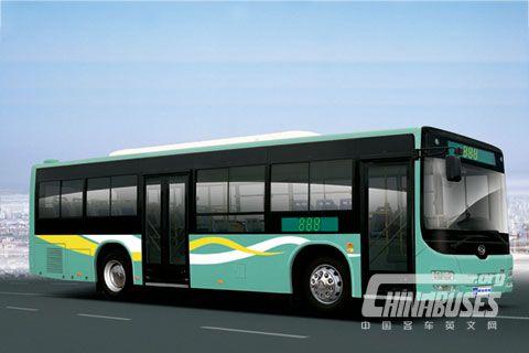 Huanghai Bus DD6109S23S24