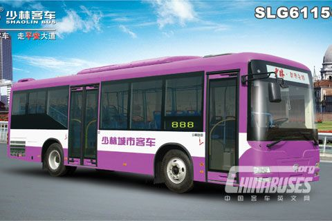 Shaolin Bus SLG6115
