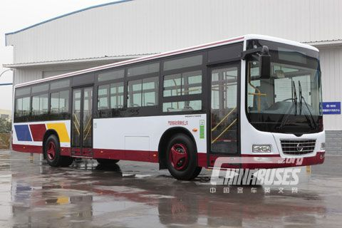 Hengtong Bus CKZ6126NA3