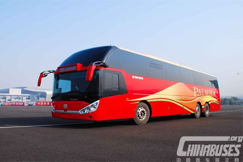 Zhongtong Bus LCK6137H