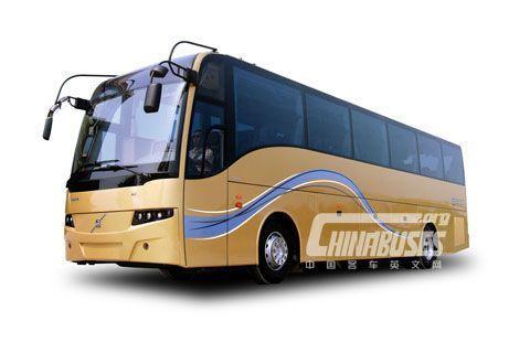Silver Bus Volvo9300