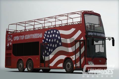 Ankai Bus HFF6110GS-1