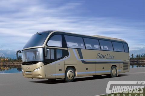 Youngman Bus JNP6126M