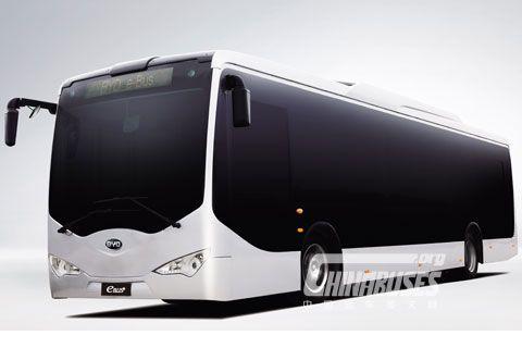 BYD Bus e-bus