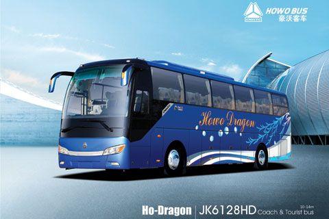 HOWO JK6128HD