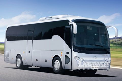 King Long Bus XMQ6996Y