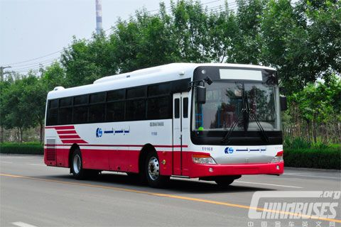 Zhongtong Bus LCK6820GH