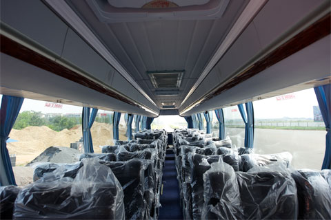 Youngman Bus JNP6120M