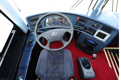 Youngman Bus JNP6120T