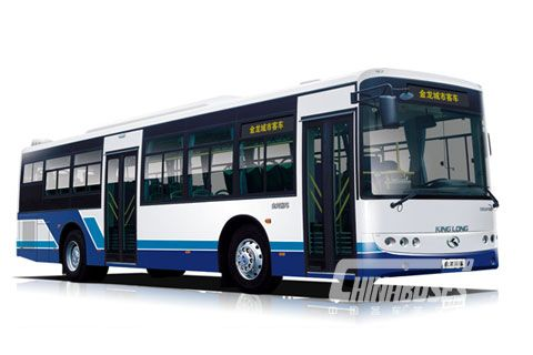 King Long Bus XMQ6116G