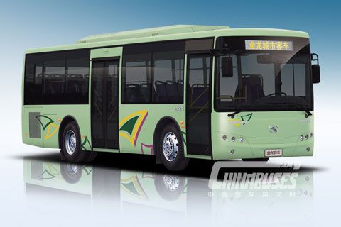 King Long Bus XMQ6900G