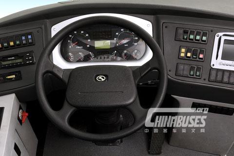 Driving Cabin
