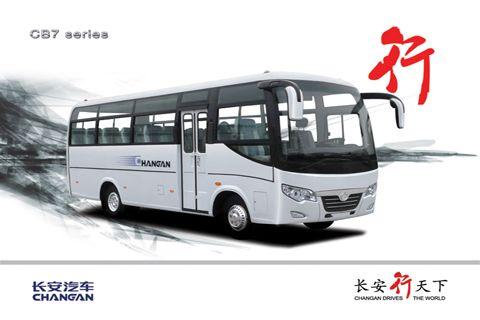 Changan Bus SC6608