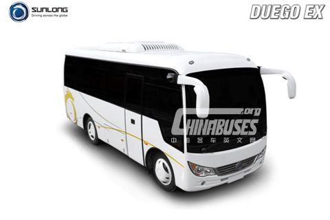 Sunlong Bus DUEGO EX(SLK6750)