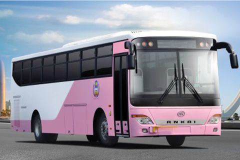 Ankai Bus HFF6121GZ-4A