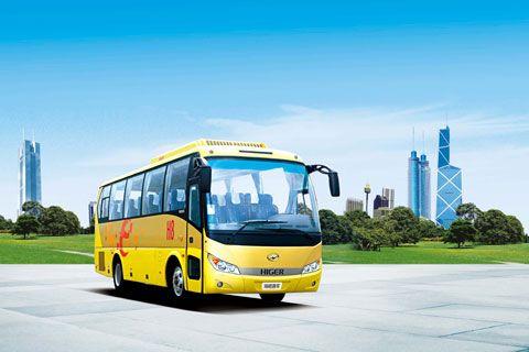Higer Bus KLQ6898