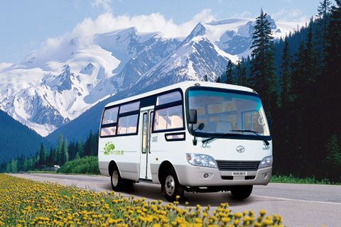 Higer Bus KLQ6609