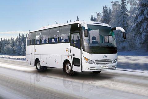 Higer Bus KLQ6803