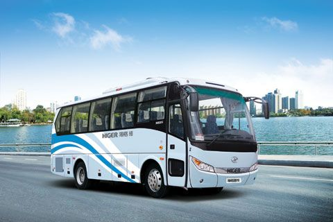 Higer Bus KLQ6858C